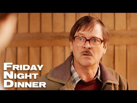 'He Looked Like Hitler' | Friday Night Dinner