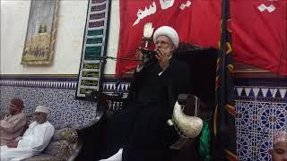 الشيخ زهير الدرورة - إدخال الأبيات الحسينية في الدعاء