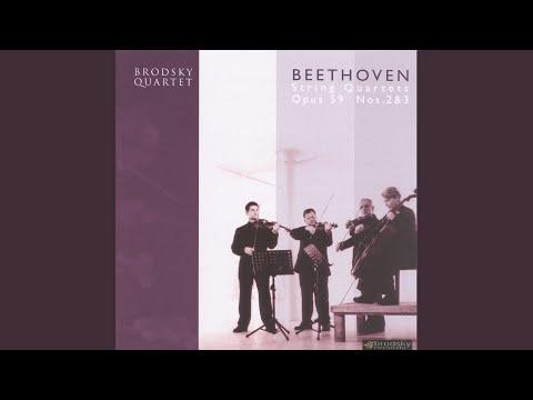 """Beethoven: String Quartet No.9 In C, Op.59 No.3 - """"Rasumovsky"""" - 4. Allegro Molto"""