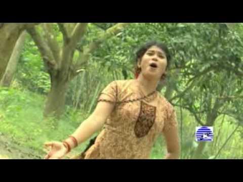 Amar Gharkhanae Ke | আমার ঘরখানায় কে | New Bangla Loko Geeti | Tirtha Thakur | Nirjharer Swapna