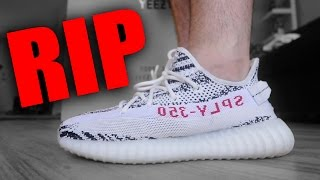 DID ADIDAS KILL THE YEEZY?? (WHY PRICES ARE GOING DOWN)