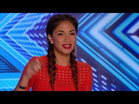 Sophia gives lively performance of Boney M's Daddy Cool | Auditions Week 4 | The X Factor UK 2016
