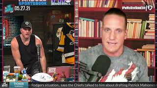 The Pat McAfee Show   Thursday May 27th, 2021