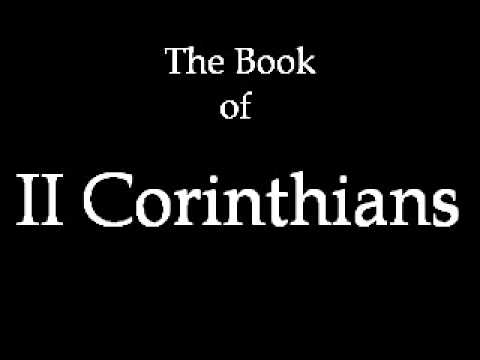 the book of corinthians in the new testament of the bible I corinthians: introduction and outline david k, 1 corinthians, the bible knowledge commentary, ed john f walvoord and roy victor books, 1983) morris, leon, the first epistle of paul to the corinthians, tyndale new testament commentaries (grand rapids: william b eerdmans.