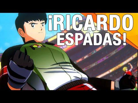 ¡México en CAPTAIN TSUBASA! 🇲🇽 I Ricardo Espadas y 2 personajes más llegan a Rise of New Champions