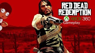 Red Dead Redemption (Xbox 360 Gameplay) HD