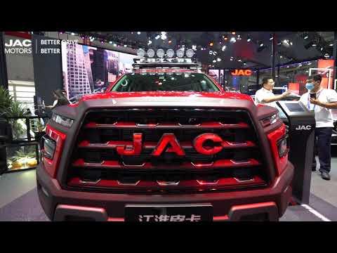 Beijing Auto Show 2020 - Jac Motors