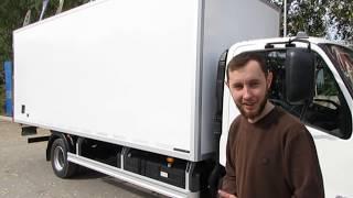 обзор HINO 300, фургон СибЕвроВэн SibEuroVan от Автоцентр-Тюмень