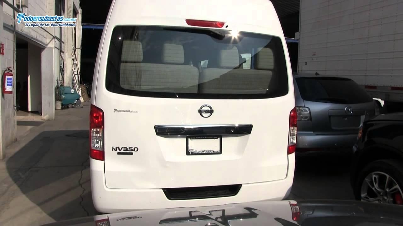 Nissan Urvan 15 Pax Amplia A A D H Cd
