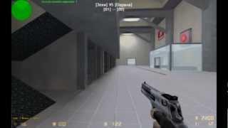 Евгеха на Jail сервере в CS 1.6