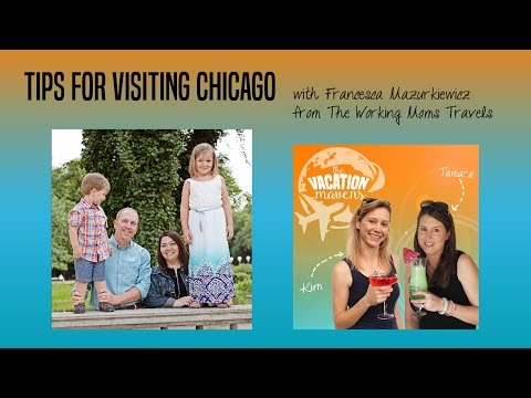 040: Tips for Visiting Chicago with Kids