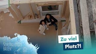 Schlönvoigts bauen ein Haus | Die Hausmontage Teil 2 | allkauf haus | 14