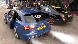 Audi RS6 Avant Performance - BRUTAL Milltek Exhaust SOUNDS!