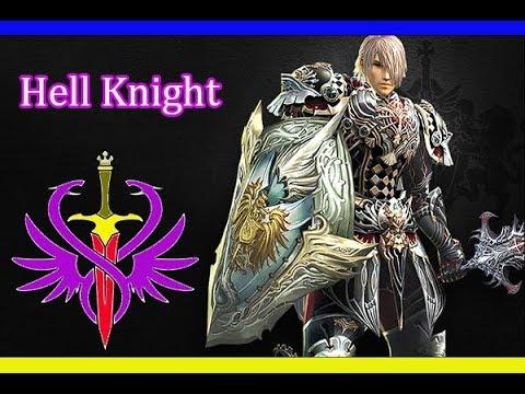 Гайд по Hell Knight /Рыцарь Ада Lineage 2 High Five 5 (Гайд подходит под PVE\PVP)