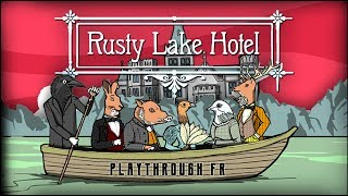 Rusty Lake Hotel | Le jeu complet [PLAYTHROUGH FR]