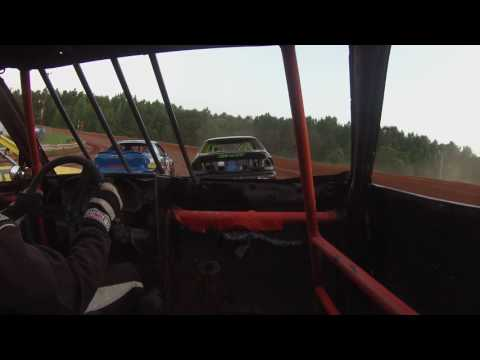 Sumter Speedway Elliott Vining May 20, 2017 Heat Race
