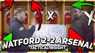 Why Arsenal Were So Bad At Watford! | AFTV Tactical Insight Show ft Graham
