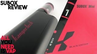 La subox, review du starter kit - All you need is vap fr
