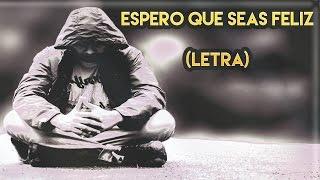♥Espero que seas feliz♥→| Rap Romantico 2015 | Mc Richix, Jennix Ft Zayeker +[LETRA]