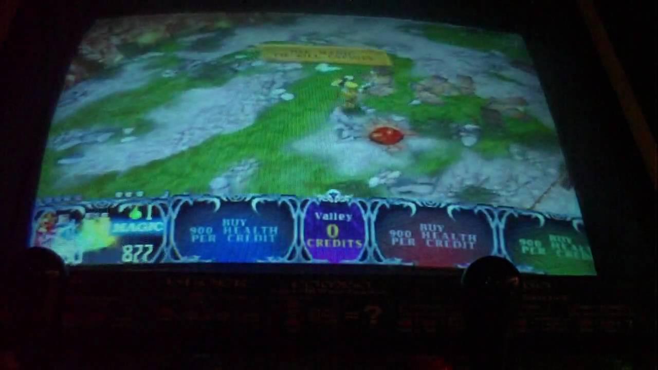 Gauntlet Dark Legacy - Atari Games/Midway - Game Grid Arcade, WVC ...