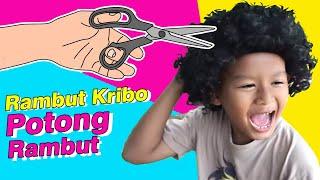 Praya Potong Rambut | Drama Parodi Anak Lucu