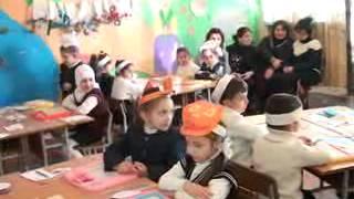 Наталья Исмаилова - Открытый урок математики (1-ый класс)