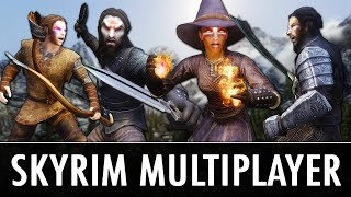 SKYRIM: The Online Multiplayer…