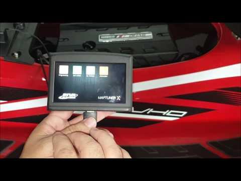 How To: Yamaha GP1800 Tune - Riva MaptunerX