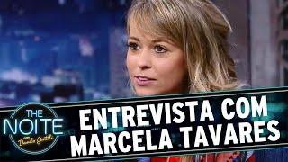 The Noite (13/06/16) - Entrevista com Marcela Tavares
