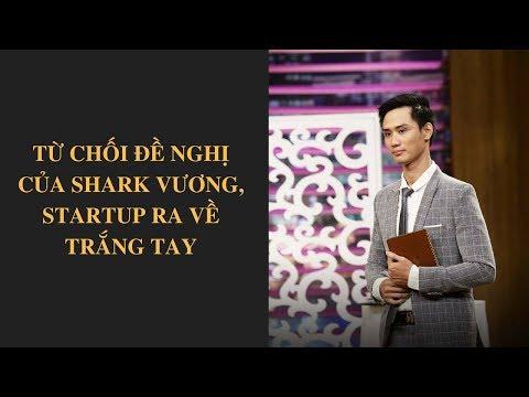 Shark Tank Việt Nam tập 14 -  Từ chối đề nghị của Shark Vương, startup ra về trắng tay| VTV24