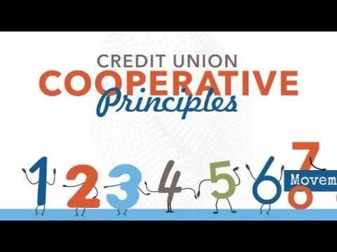Credit Unions are Cooperatives