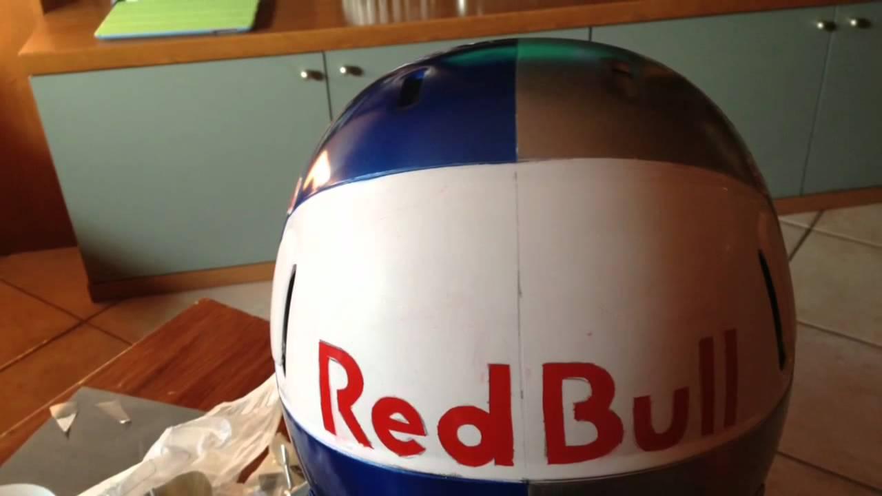 31ddd7dcf420 RED BULL helmet Snow-AX 60 RED BULL Snow - YouTube