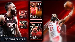 Road to MVP Harden Chapter 2. Preview - Free Elite Harden for Everyone!