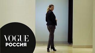 Галина Юдашкина собирается в поездку