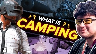 What Is Camping? The Cowardly Act Tormenting Gamers For Decades