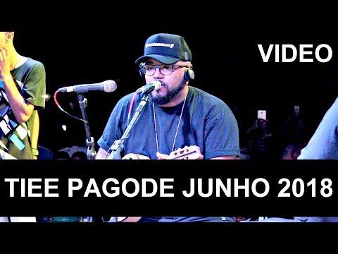 PAGODE DO TIEE - RODA DE SAMBA EM BELFORD ROXO 2018 BSP E JONATAN SILVA