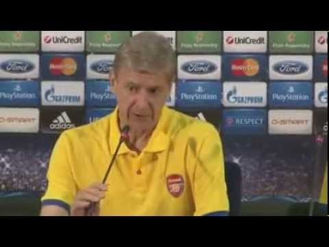 Arsene Wenger Issues Rallying call - Fenerbahce vs Arsenal, Champions League
