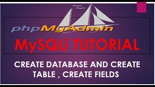MySQL Create Database  and CREATE TABLE | BY NOWDEMY OFFICIAL