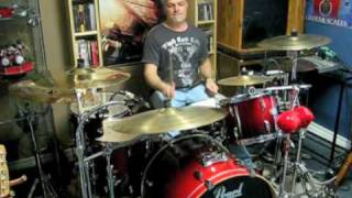 My Sharona - The Knack - Drum Cover by Domenic Nardone