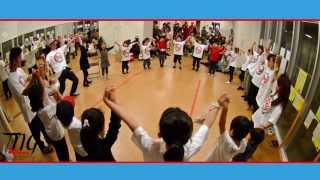 2013 T.N.G Academy International Dance School 月島校広尾校 英語ダンス