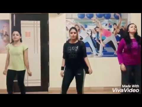 Life | Akhil | preet hundal | Gehna verma choreography | Dance fitness |