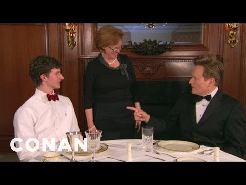 Conan Enrolls In Southern Charm School  CONAN on TBS
