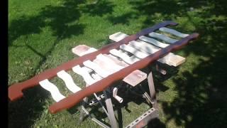 ΚΑΤΑΣΚΕΥΗ ΞΥΛΙΝΟΥ ΠΑΙΔΙΚΟΥ ΚΡΕΒΑΤΙΟΥ-ΚΟΥΚΕΤΑΣ.how To Make A Childrens Wooden Bunk Bed.