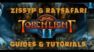 Torchlight 2 tutorial with Ziss - Gold Farming Guide: Phase Beast Challenge!