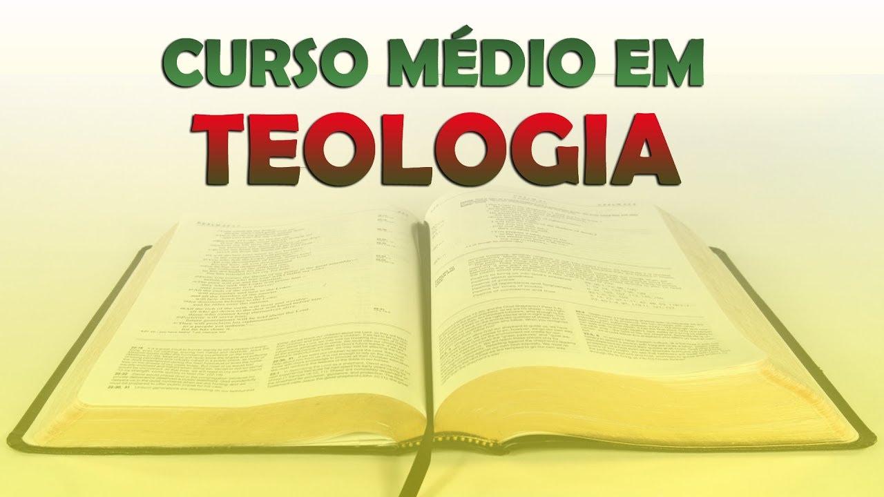 Resultado de imagem para CURSO MÉDIO EM TEOLOGIA