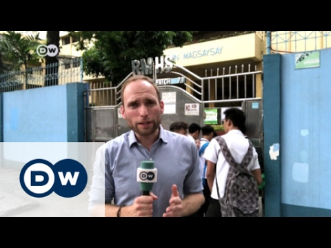 HIV crisis in the Philippines | DW News