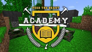 How to get started in Actually Additions - Empowering and more! - FTB Academy - Episode 6