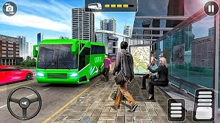 City Coach Bus Simulator 2021 -pvP Free Bus Games 🔥🔥 screenshot 3