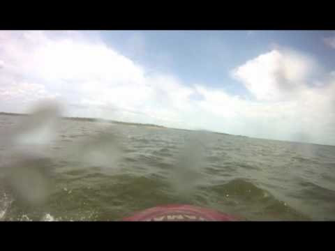Lake Somerville jet skie ride