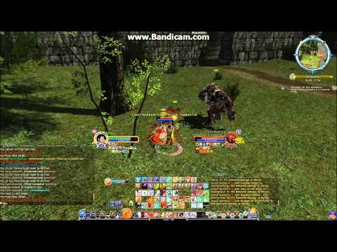 Lotro Guardian U15/16 PvP Jcwulf - Outnumbered